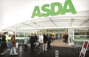 Asda, Andy Clarke, results