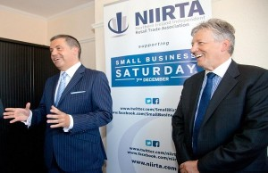 Glyn Roberts, NIIRTA, Small Business Saturday