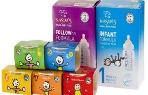 Halal baby food