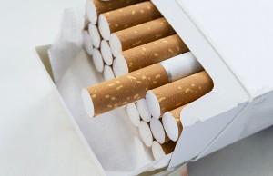 cigarette, plain packaging