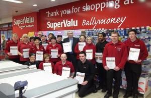 WorldHost presentation to SuperValu Ballymoney