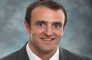 Environment Minister Mark H. Durkan