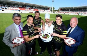 Linden Foods Fuel Ulster Rugby Success!