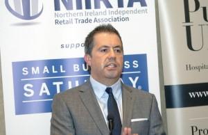 Glyn Roberts, chief executive of NIIRTA
