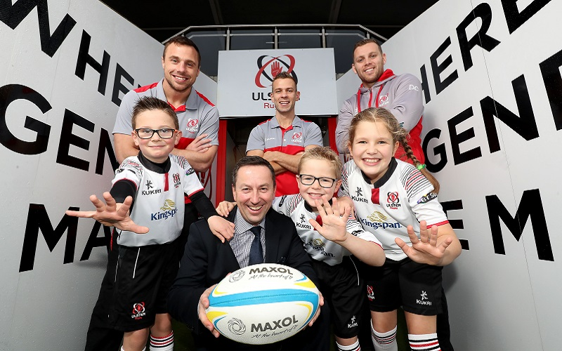 Brian Donaldson and Ulster Rugby