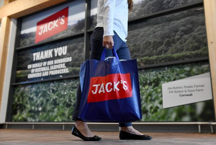 Jacks customer
