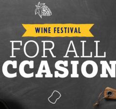 Wine Festival Banner Nisa