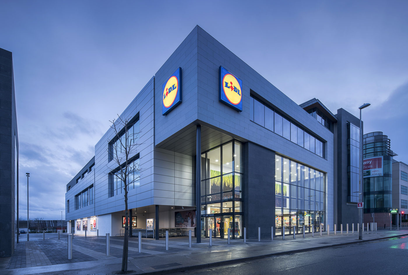 Lidl to remove black plastic packaging from fruit and veg