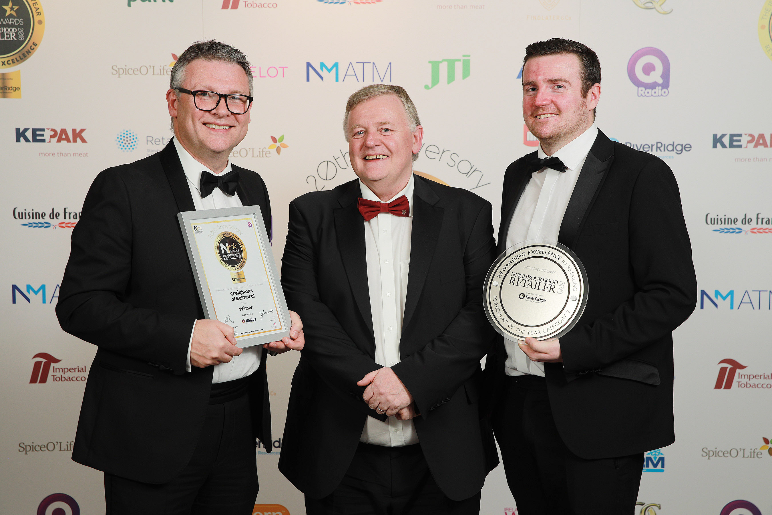 Neighbourhood Retailer Awards 2018 - Forecourt Cat 2 winner