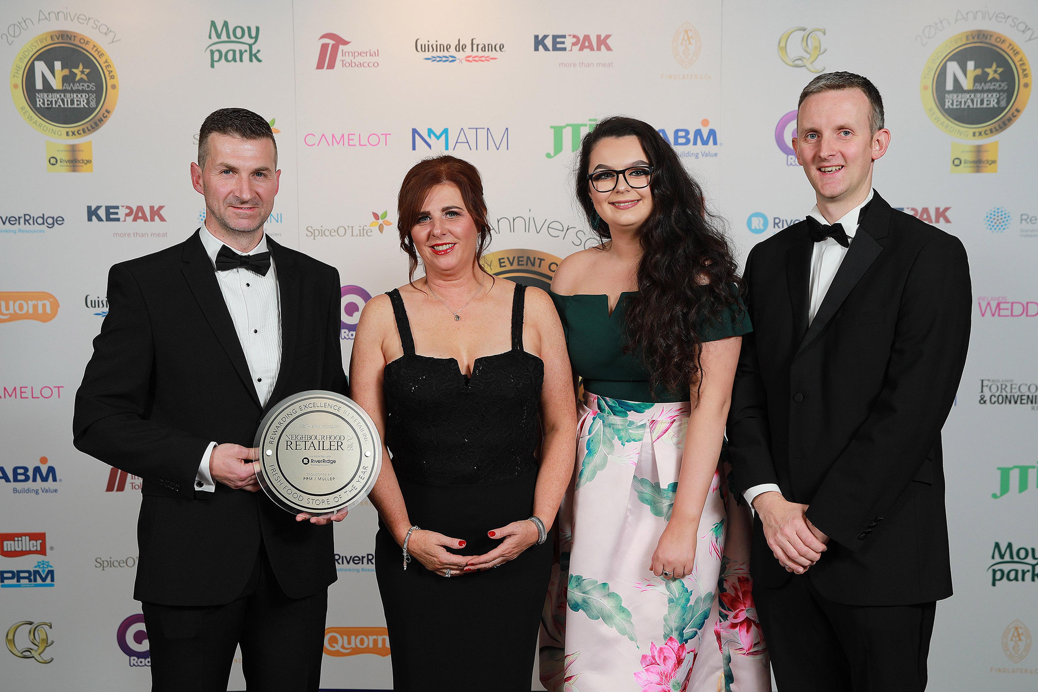 Neighbourhood Retailer Awards - Fresh Food Store of the Year