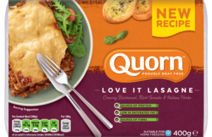 Quorn ready meals