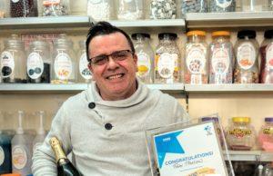 Camelot retailer wins £10,000