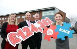 Musgrave NI raises money for Chest Heart & Stroke