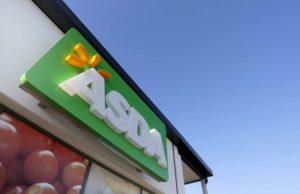 Asda reduces plastic