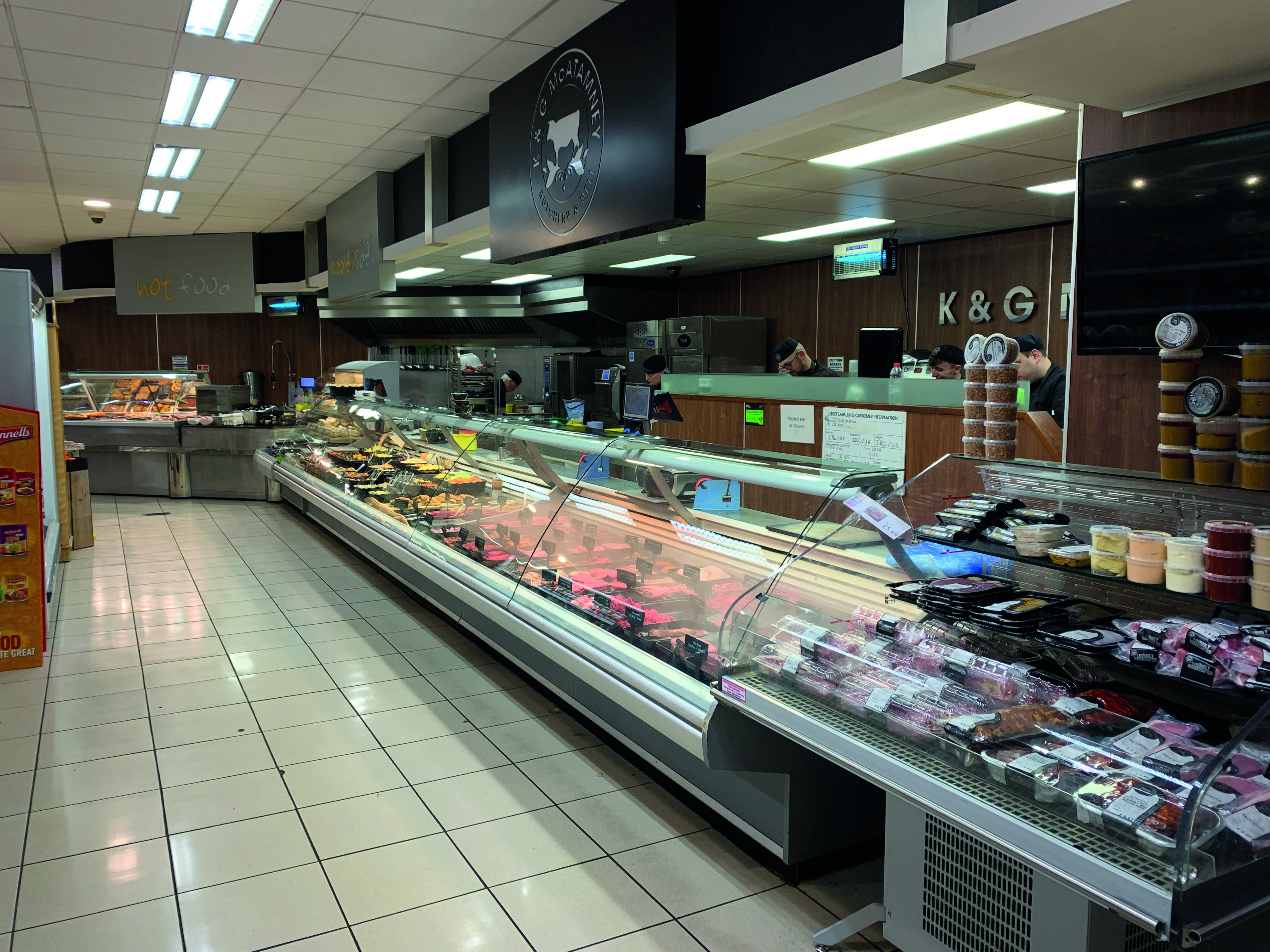 Robinson's Supermarket 2