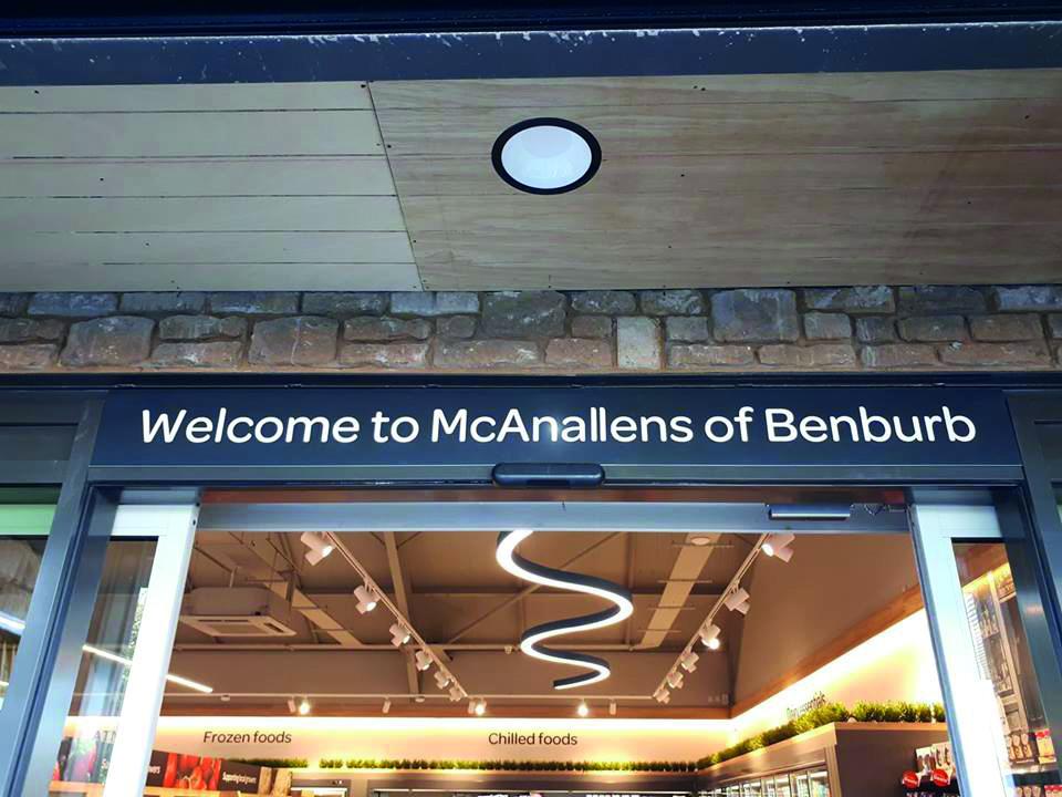 McAnallen's Benburb 3