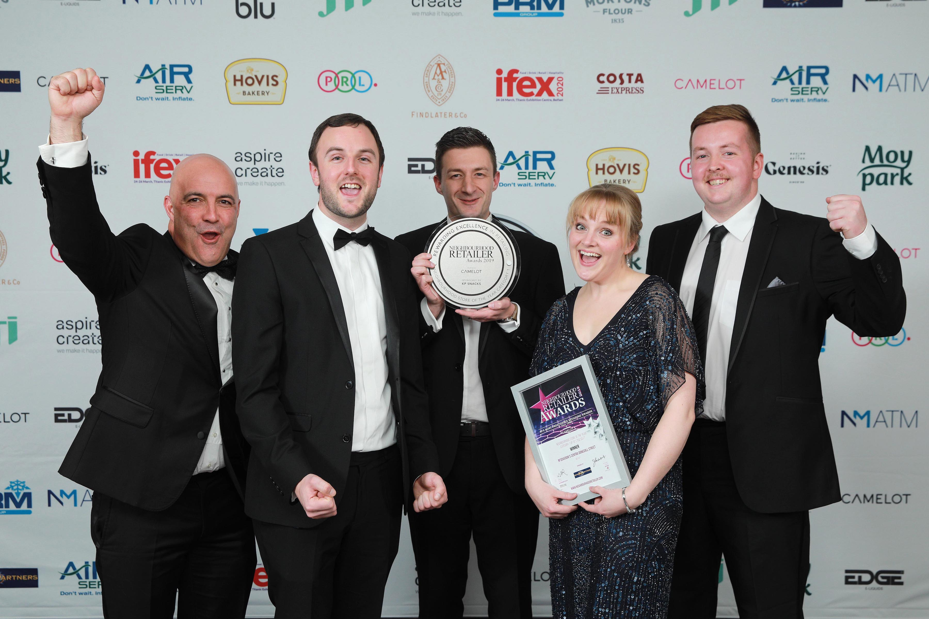 Neighbourhood Retailer Awards 3