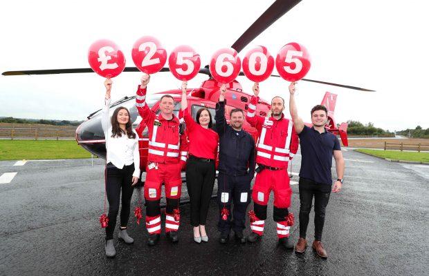 Boost and Air Ambulance