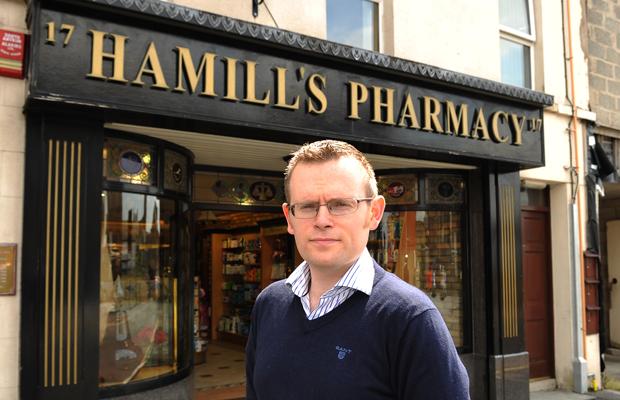 Hamill's Pharmacy, Portadown
