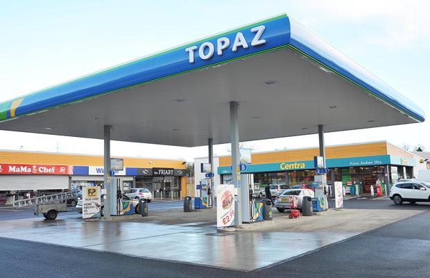 Millen's Centra/Topaz, Carrickfergus