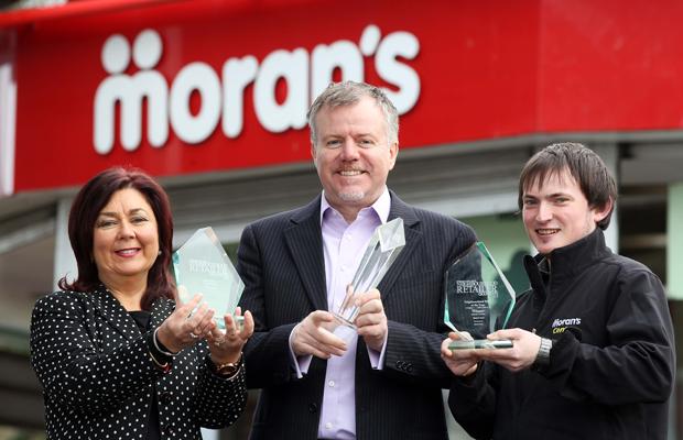 Moran's, SuperValu, Derry, Musgrave, NR Awards