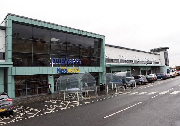 Nisa Fiveways, Newry, retail