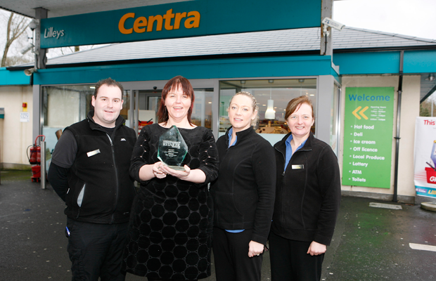 Lilley's Centra and Topaz Service Station