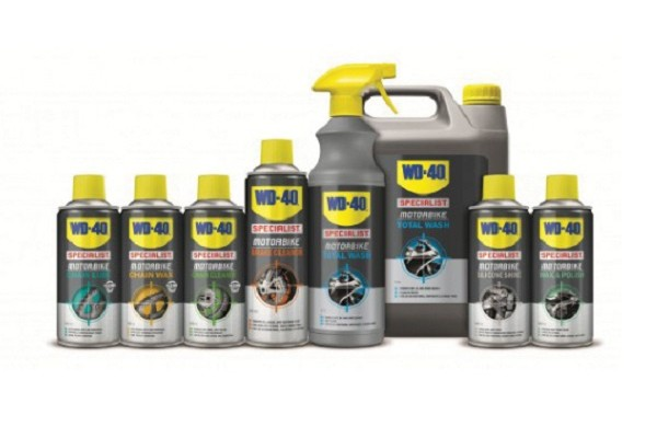 New WD-40 Range is Torque of the Town