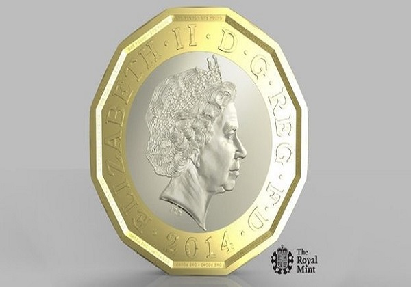 New £1 Coin Will Be Hardest To Fake