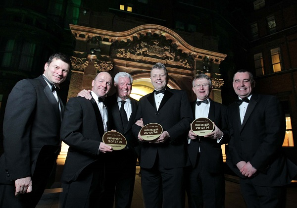 Gold for Musgrave Retailers