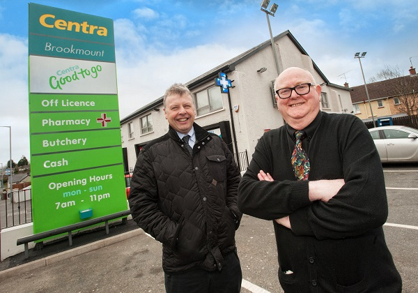 Centra Brookmount, Omagh