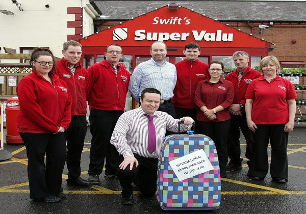 NI Store Manager Up For Global Award