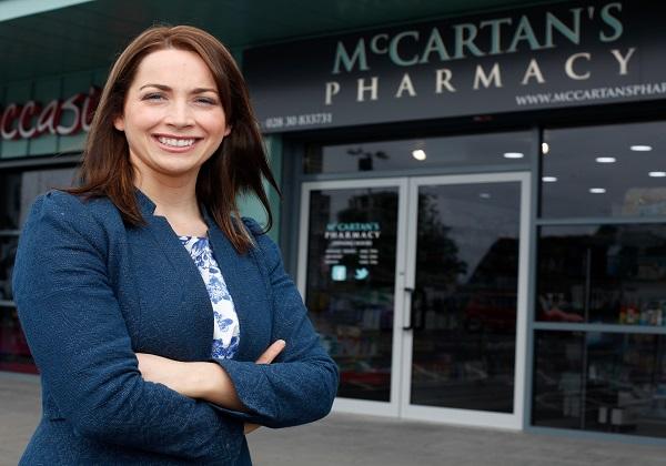 McCartan's Pharmacy, Newry