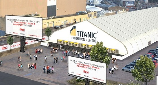Titanic Exhibition Centre prepared to impress