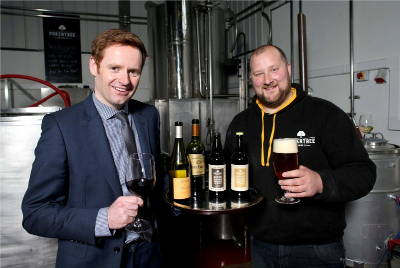 SuperValu and Centra toast local craft beers and exclusive wines