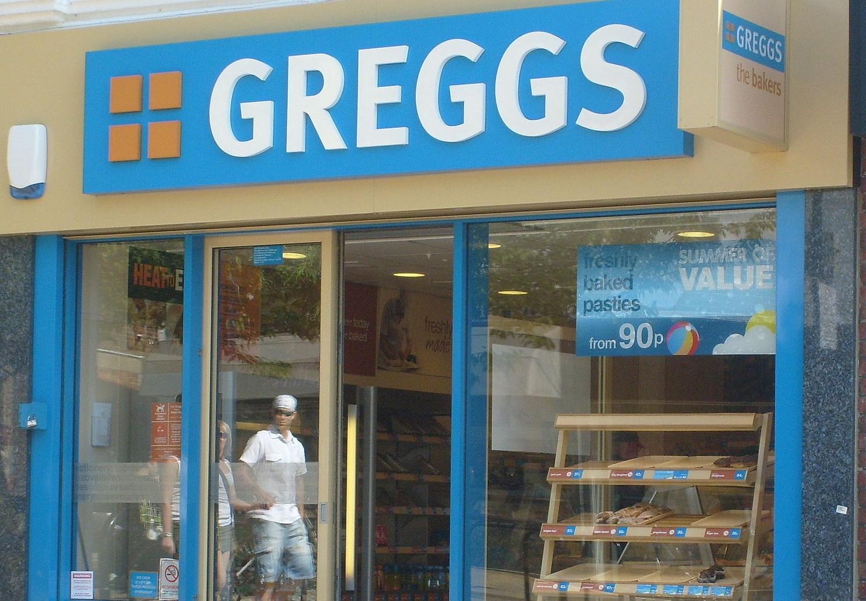 Gregg's suffer lockdown losses