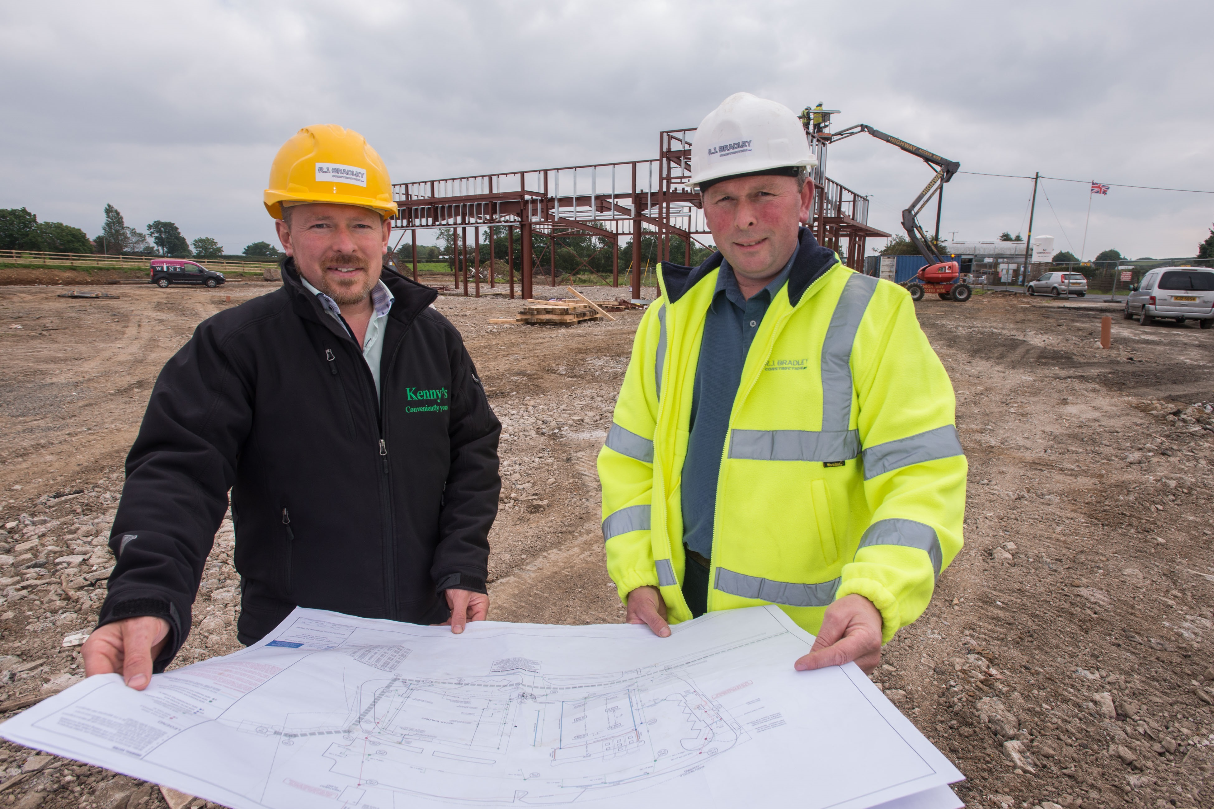 Leading retailer behind A26 service area plan