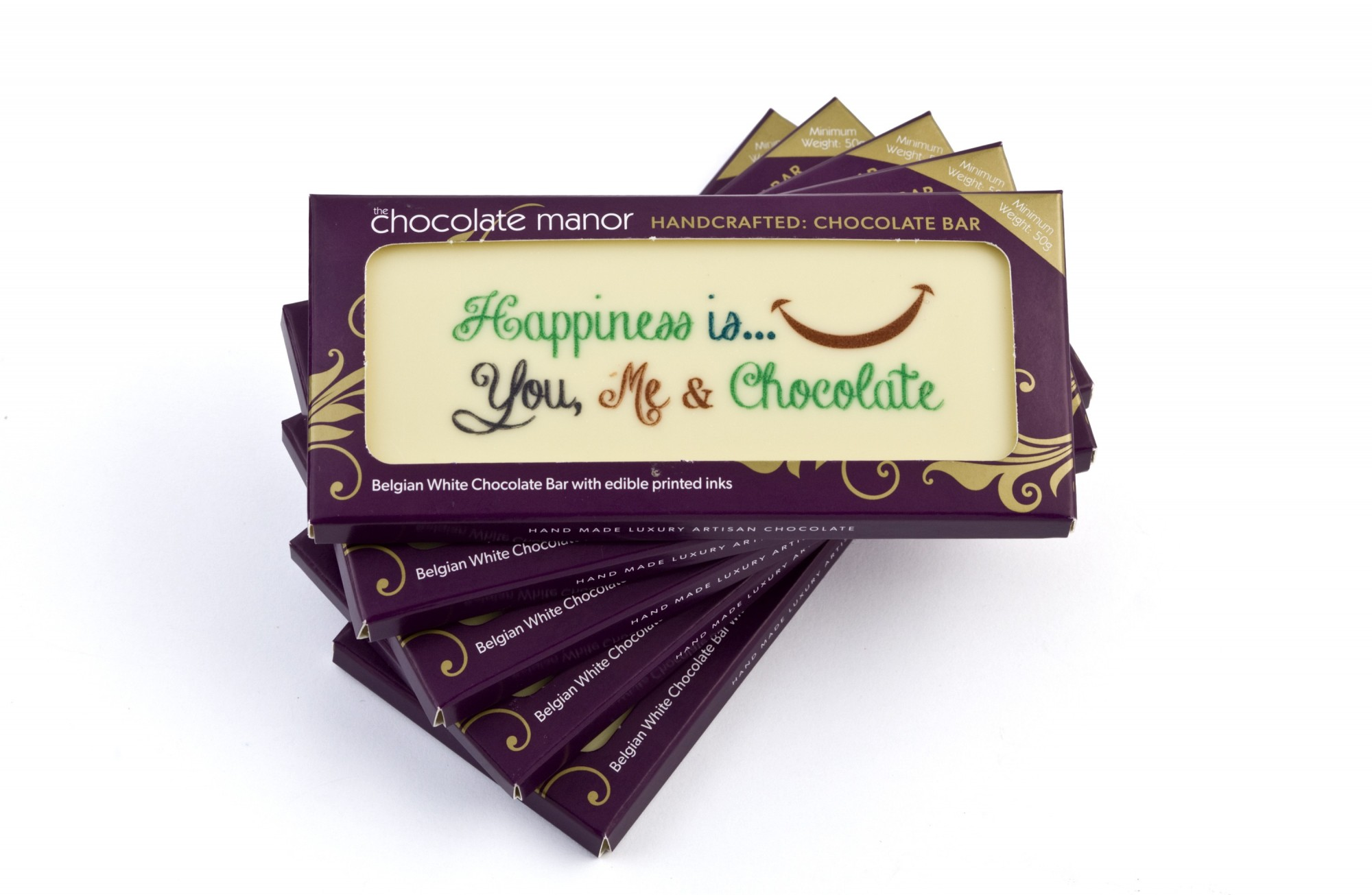 Unique chocolate creations by Chocolate Manor