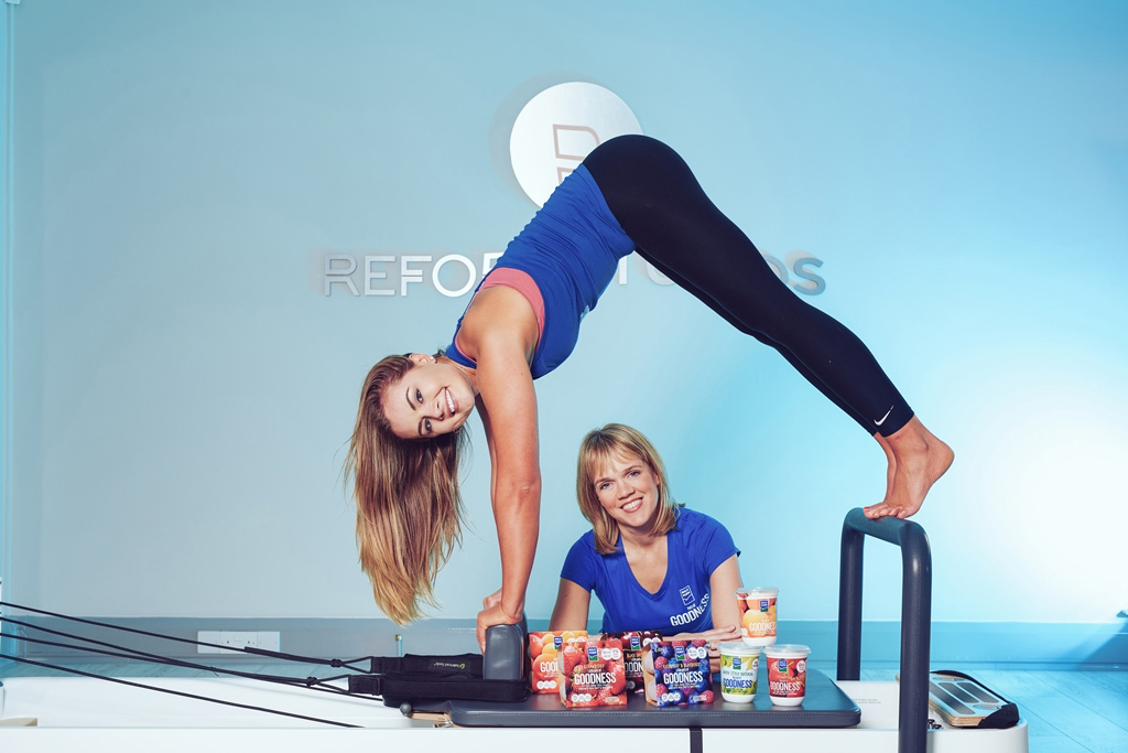 My Goodness! Dale Farm launches healthy yogurt range