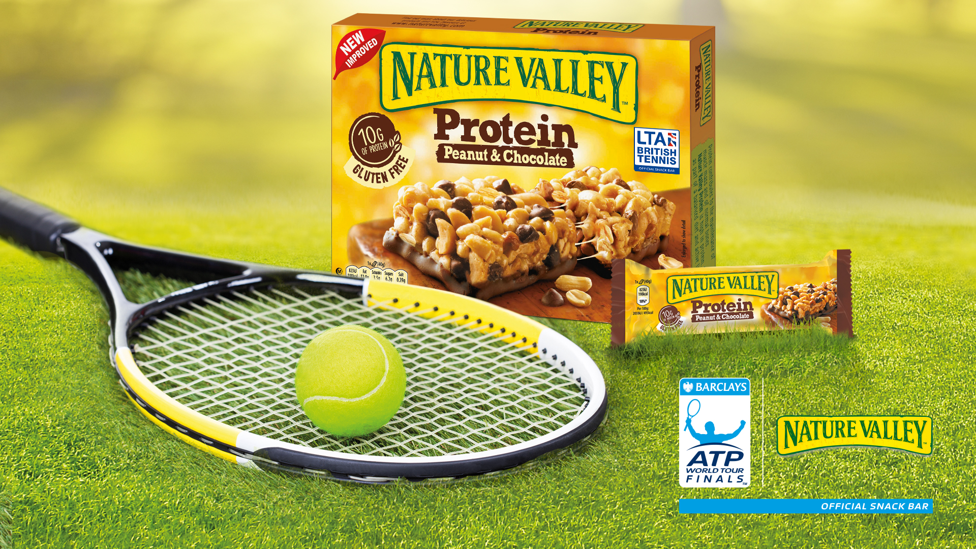 Nature Valley nets deal with Barclays ATP World Tour Finals