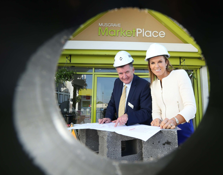 Musgrave MarketPlace Duncrue gets £1M upgrade