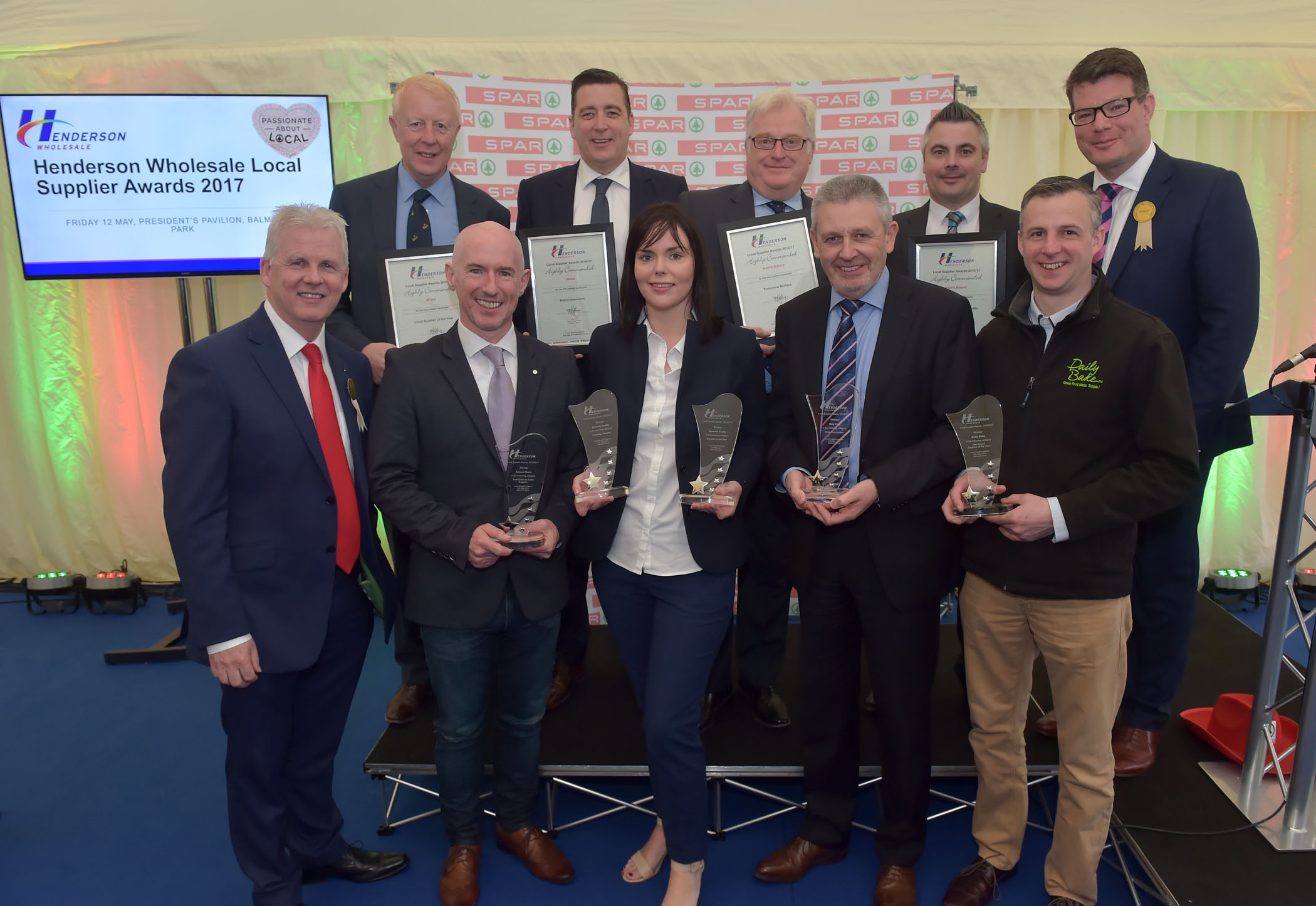 Genesis Crafty take top prize at Henderson awards