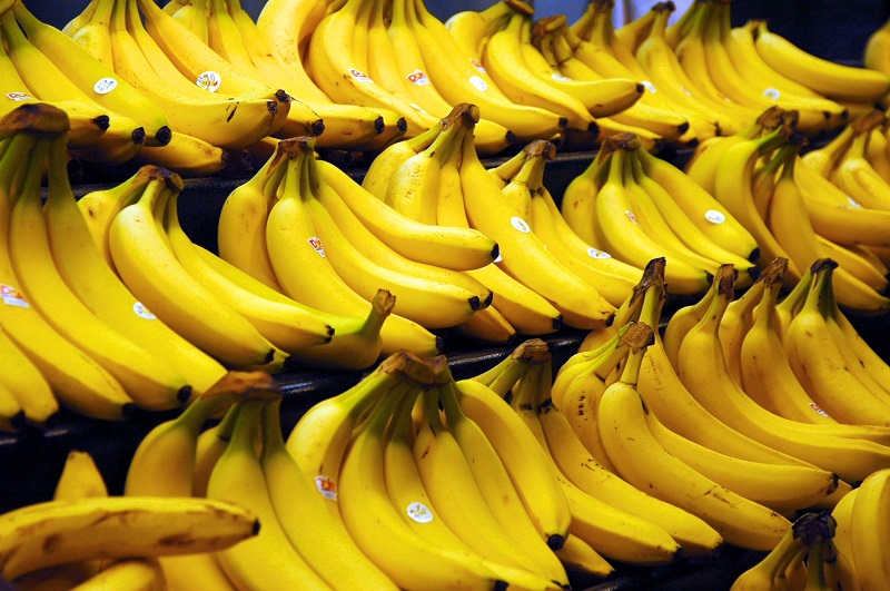 Bananas at risk of disappearing from UK shelves