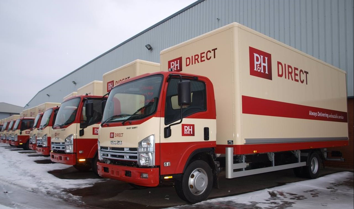 Dozens of NI jobs go with collapse of P&H