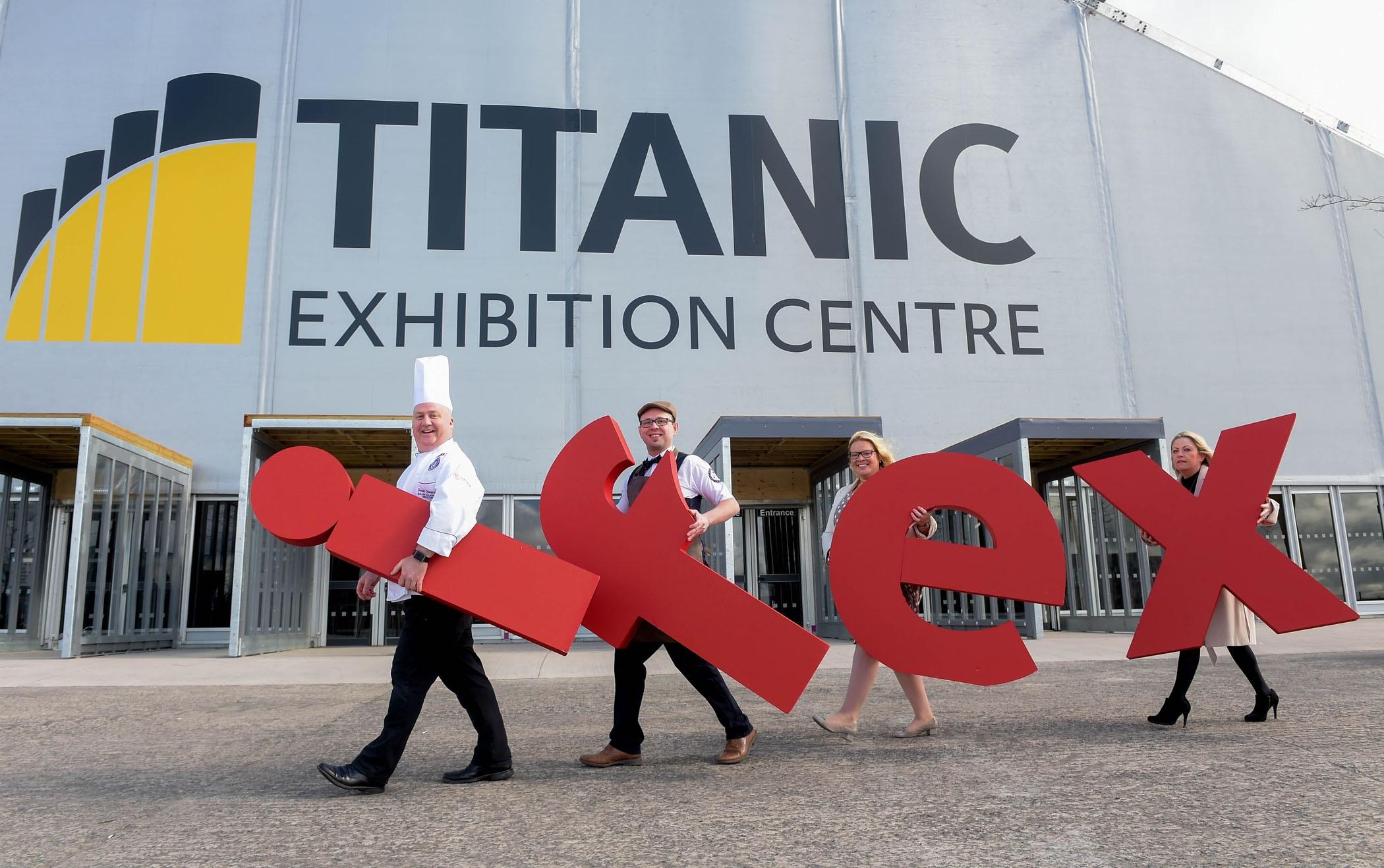 IFEX returns to Titanic Quarter