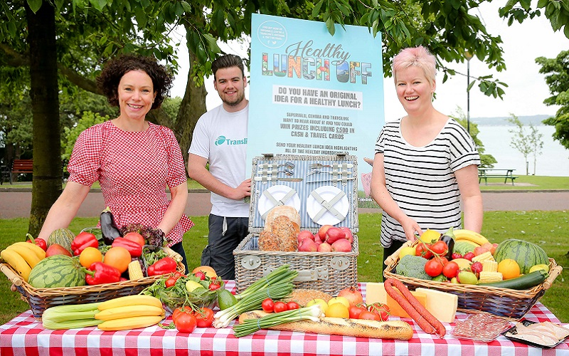 Musgrave and Translink launch Healthy Lunch Off