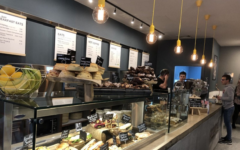 Brewing success at Ground Espresso Bars