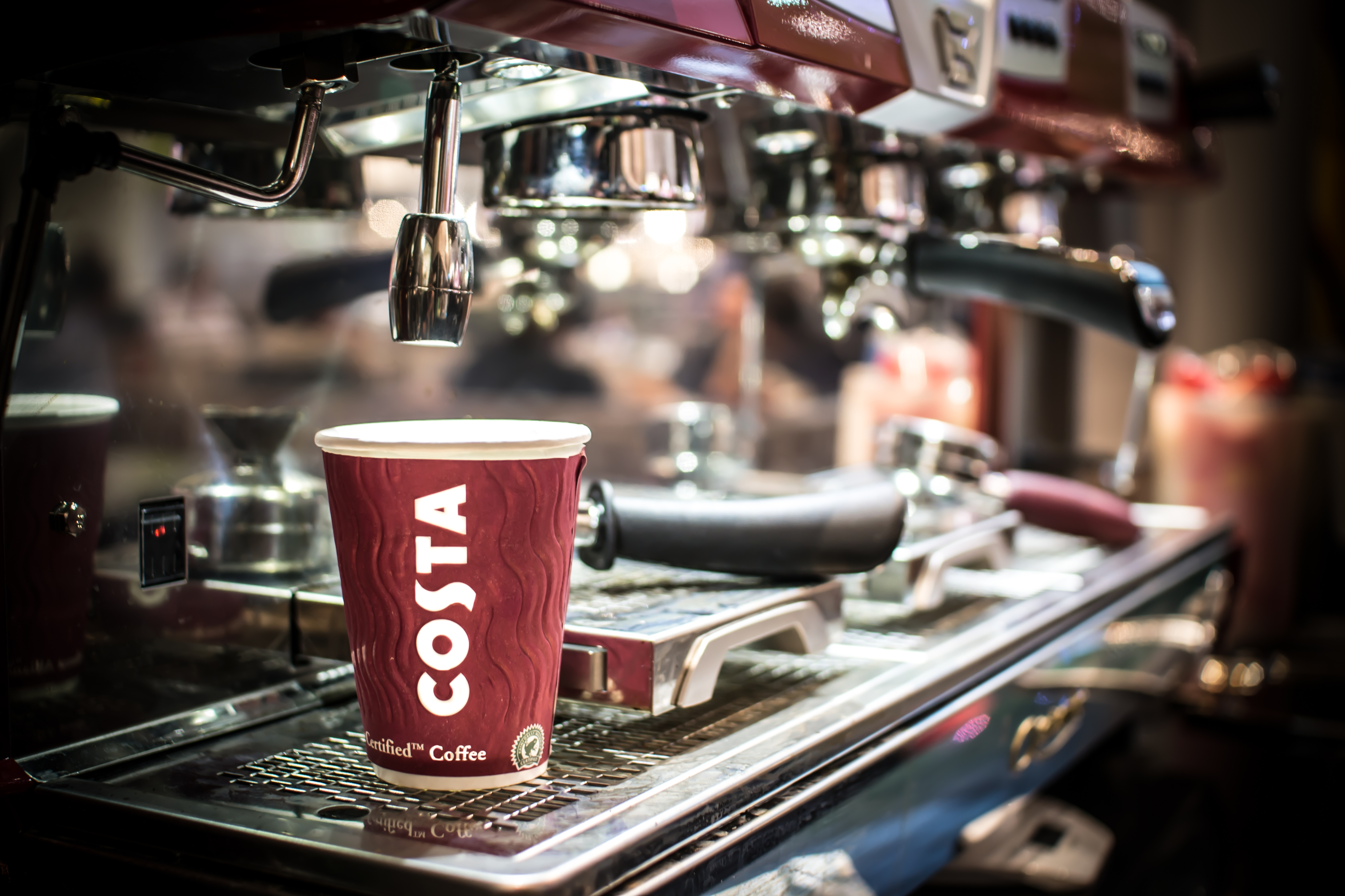 Cola-Costa takeover to cost £3.9bn