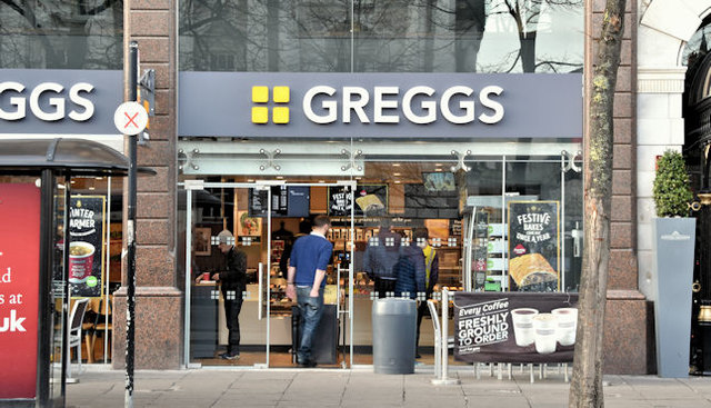 16th Greggs to open in Northern Ireland in just 2 years