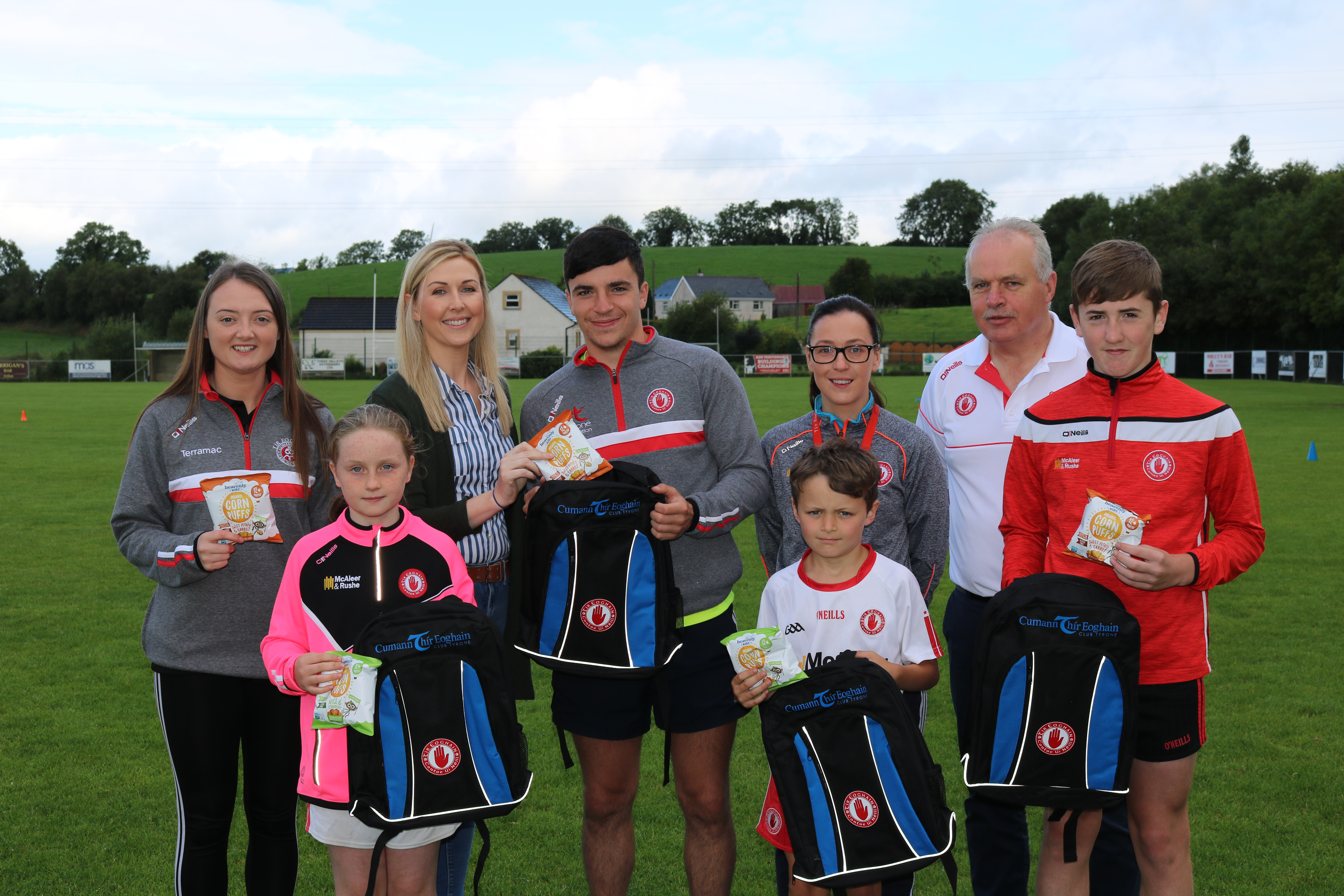 Thousands of Heavenly Treats for Club Tyrone Summer Camps